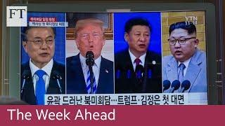 US-South Korea meeting, Colombia election, Irish abortion vote - FINANCIALTIMESVIDEOS