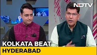 IPL 2018: Prasidh Krishna's Match-Winning Spell Takes KKR To Playoffs - NDTV
