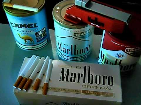 Order cigarettes Pall Mall in California