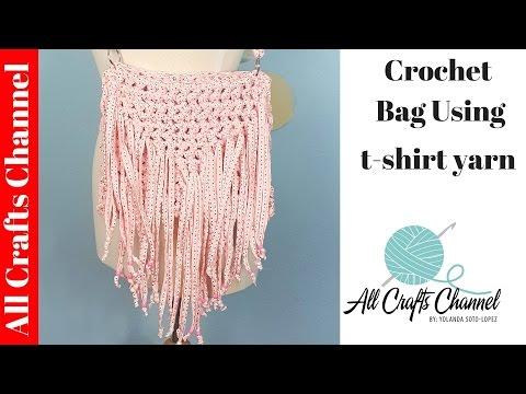 Crochet a Fun Summer Handbag