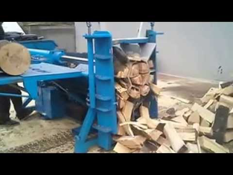 Industrial Wood Splitter