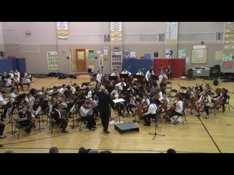 Meigs Magnet School Strings 6th grade