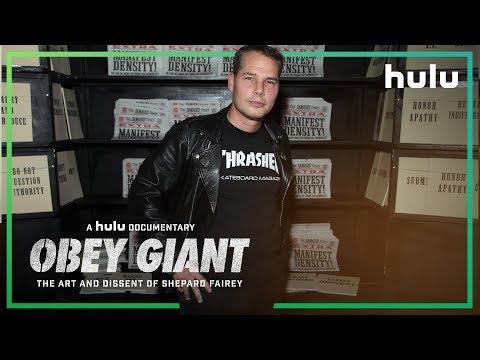 Fan Reactions • Obey Giant on Hulu - اتفرج تيوب