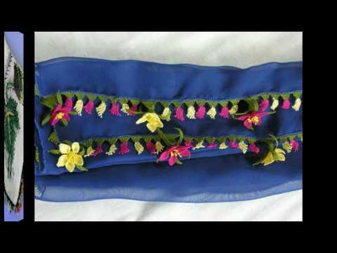 Sarıyar Barajı/Kasabası El Sanatları - Oyalar - Sarıyar Dam / Town Crafts