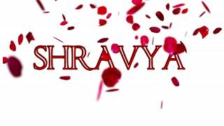 Shravya|Telugu|short film|karthik|preethi|Krishnan raju|directed by joga - YOUTUBE