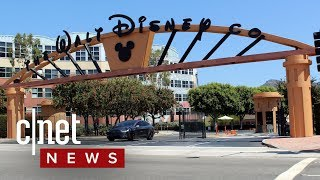 Disney buying Fox - CNETTV