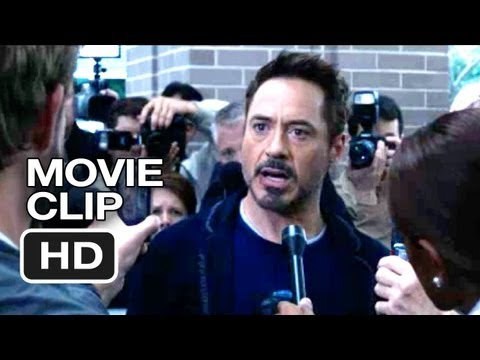 Iron Man 3 Movie CLIP #1 (2013) - Robert Downey Jr. Movie HD