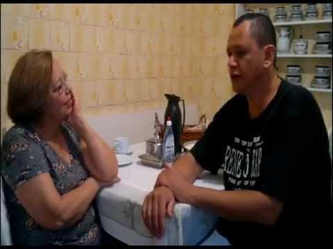 LUCIA TORREZANI VICE PREF DE COTIA & RENE DO RAP PARA VIDEO VERDADE ...