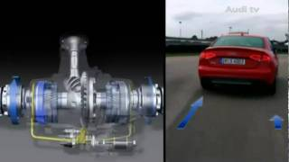 Audi TV - the new Active Sport Differential in Audi S4