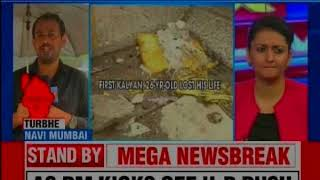 Mumbai: Deathly Potholes kills people one after the other; new case reported - NEWSXLIVE