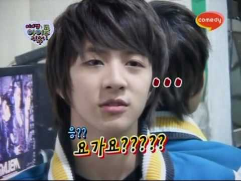 100327 [CUT 4] Thunder @ Raising Idol Ep 1