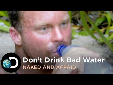 Naked and Afraid - Jonathan and Alison