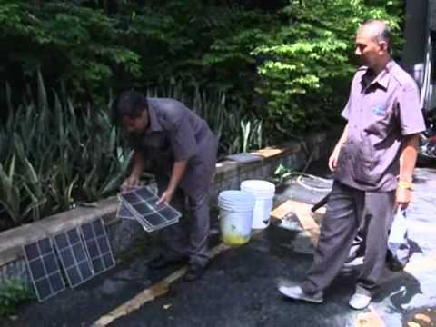 BU Kaizen #21 วิธีการล้างฟิลเตอร์แอร์