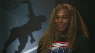 Serena Williams:  Standing with Giants - CNN