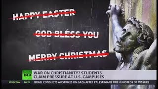 War on Christianity? US student loses free speech case vs college over 'Jesus loves you' cards - RUSSIATODAY