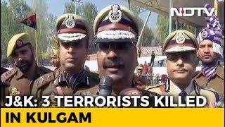 6 Civilians Die In Blast After Kashmir Encounter That Killed 3 Terrorists - NDTV