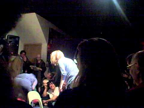 Kim Gordon, Yoko Ono & Chris Corsano - live in New York City