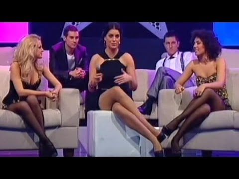 Marija Kilibarda Beautiful Serbian Tv Presenter 03.12.2011