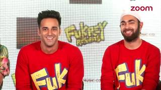 FUKREY RETURNS Stars Richa Chhada, Pulkit Samrat & The Cast Answer Questions About The Movie - ZOOMDEKHO