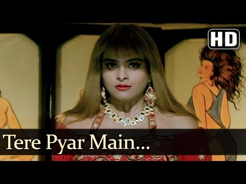 Tere Pyar Mein Sanam - Suneil Shetty - Shilpa Shirodkar - Raghuveer - Hindi Song