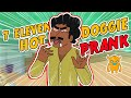 7-Eleven Hot Doggie Prank (ft. Rakesh) - Ownage Pranks