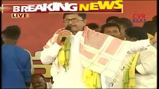 TDP MP Murali Mohan In Nirasana Deeksha | Anantapur | CVR News - CVRNEWSOFFICIAL