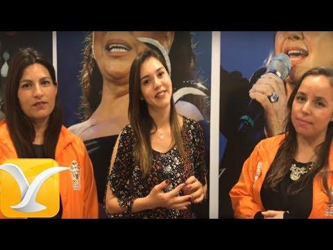En vivo Carolina Mestrovic desde Camarines del Anfiteatro de la Quinta Vergara #Viña2018