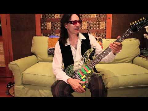 """Steve Vai - 20th Anniversary """"Where The Wild Things Are"""" JEM Auction (http://bit.ly/CliffAuction)"""