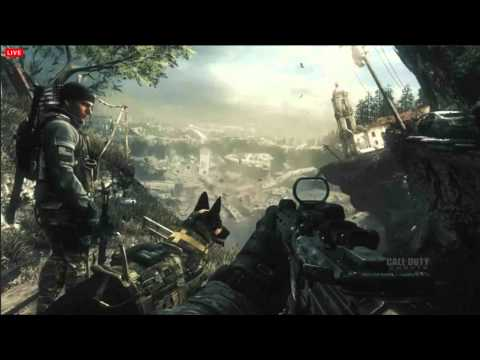Call of Duty: Ghosts - Gameplay Demo Walkthrough E3 2013 [HD] (Xbox One/PS4/Xbox 360/PS3/PC) E3M13