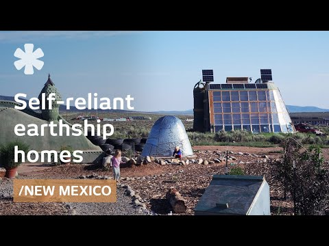 Earthships: self-sustaining homes for a post-apocalyptic US?