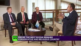 CrossTalk: Imagining Russia (EXTENDED VERSION) - RUSSIATODAY