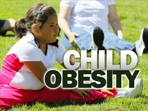 why is child obesity an important