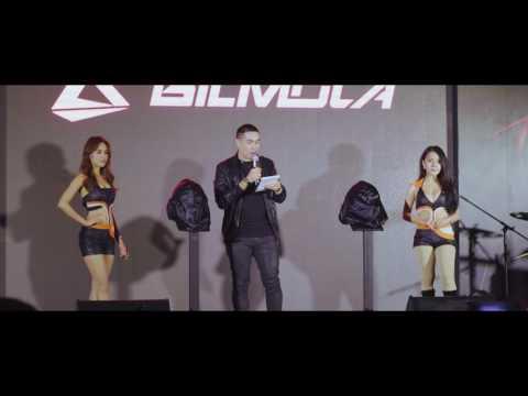 Ra mắt thương hiệu mũ bảo hiểm Bilmola 2017