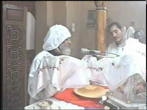 Holy Liturgy of Thursday 11-11-2010 St. George Church ((Part III))