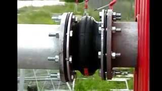 Компенсаторы, металлорукава, газовая подводка, диэлектрики.