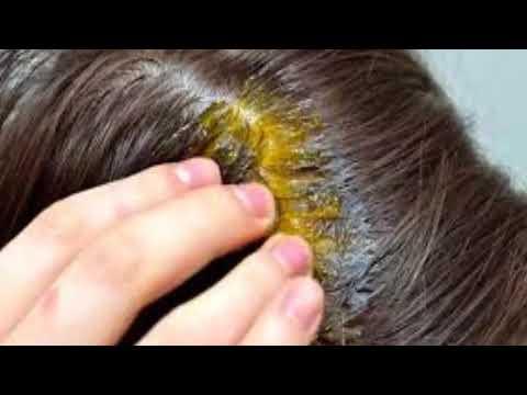 علاج الشعر الخفيف بمكون واحد من منزلك طبيعى وامن على الشعر - ليالي العرب