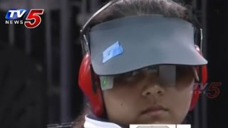 CWG 2014 | Rahi, Apurvi bag golds, India win seven medals on Day 3 : TV5 News - TV5NEWSCHANNEL