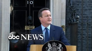 Brexit | David Cameron Resigns - ABCNEWS