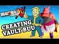 Making Vault Buu - Dragon Ball XenoVerse  Character Creation Gameplay