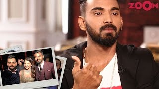 K L Rahul On How Virat-Anushka Helped Him Overcome His Mental State | Open House With Renil - ZOOMDEKHO