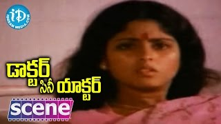 Doctor Cine Actor Movie Scenes - Jayasudha Gives Birth To A Child || Krishna || Kavitha - IDREAMMOVIES