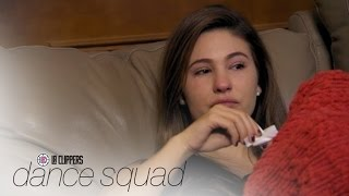 Is this Natalie's Last Season on the Dance Squad? | LA Clippers Dance Squad | E! - EENTERTAINMENT