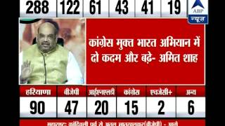 FULL PC l BJP to form govt in Maharashtra, NCP does not want to join the government: Shah - ABPNEWSTV