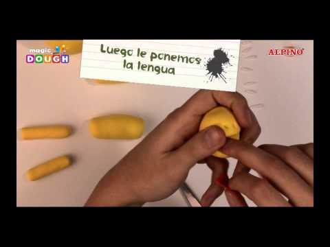 ALPINO MAGIC DOUGH Pasta de modelar