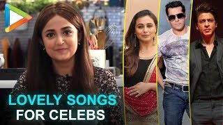 Monali Thakur dedicates lovely songs to SRK, Salman, Rani Mukerji in her melodious voice - HUNGAMA