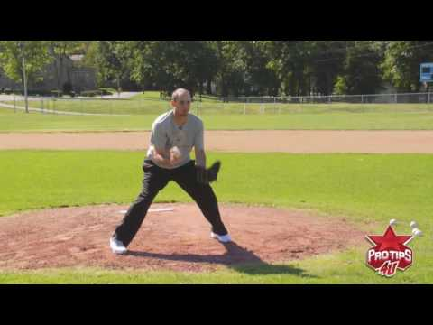 Pitching Tips: Basic Fielding off the Mound with David Pauley