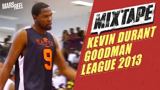 Kevin Durant's 2013 Goodman League Highlights
