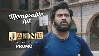 Jaanu Promo 10 - Memorable Hit - Sharwanand, Samantha | Premkumar | Dil Raju - DILRAJU