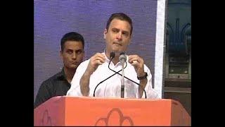 'PM Modi has anti-Dalit mindset': Rahul Gandhi - ABPNEWSTV