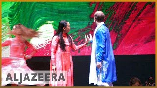 🇬🇧Crazy in Love: The Story of Layla and Majnun premieres in London l Al Jazeera English - ALJAZEERAENGLISH